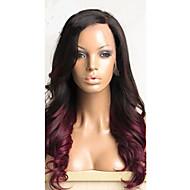 12 '' - 26 '' μη επεξεργασμένα 7α glueless βραζιλιάνα remy ανθρώπινα μαλλιά περούκα περούκα δαντέλα πλήρους δαντέλα / μπροστά περούκες