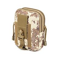 Csomag derékra Cell Phone Bag Belt Pouch mert Kerékpározás/Kerékpár Futás Sportska torba Többfunkciós Telefon/Iphone TaktikaiDeréktáska