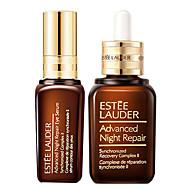 Estee Lauder Advanced Night Repair für Gesicht und Augen:.. 1 Synchronisierte Wiederaufnahme komplizierte II 2 Eye Serum 50 ml, 15 ml Infusions