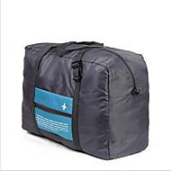 grande bagagem mala capacidade saco de nylon portátil dobrável multifuncional saco de viagem portátil