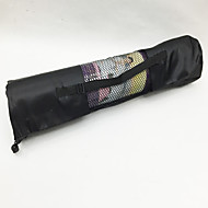 Gym Bag / Yoga Bag / Yoga Mat Bag Fitness / Yoga Compact / Breathable Unisex Black Mesh / Cloth