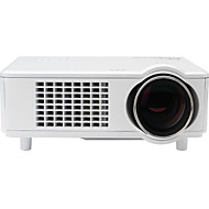Mini LED 3D Home Theater Business Projector 4000 Lumens 1280x800 1080p VGA USB SD HDMI Input T928S