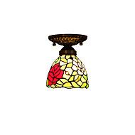 צמודי תקרה ,  Tiffany אחרים מאפיין for LED מעצבים זכוכית חדר שינה מטבח חדר ילדים כניסה מסדרון מוסך