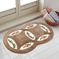 """country stylu 1ks polyester koupel kobereček 17 """"do 29"""" květinovým vzorem"""