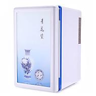 ci Baijia 16l Mini-Kühlschrank Auto nach Hause Dual Heizung und Kühlung Box einzigen kleinen Schlafsaal Kälte