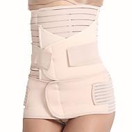 גב / בטן / מותניים תומך ידני אקופרסורה להקל על עייפות כללית / מסייע בהורדת משקל / הרפית בטן לאחר לידה נייד כותנה AILISHI 1