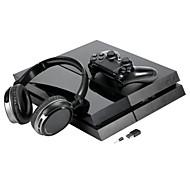 כבלים ומתאמים # - Blootooth - פלסטיק / אלומיניום - PS4 / Sony PS4