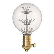 YouOKLight E27 G80 3W 220V Decorative Bulb and lamp holder combination sell.
