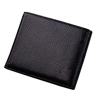 Men Fashion Black Wallet Coin Purses Casual Wallets