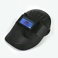 auto tamnjenje mali polu-manšete maska auto tamniju kapa za zavarivanje cmall (solarna, litij baterija-Power)