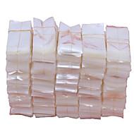 produsenter fra salget opp posen tilpasset plastpose gjennomsiktig plast lukkbare poser