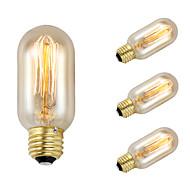 gmy 4pcs T45 Edison žarulju berba žarulja 40W E27 ac220-240v ukrasiti žarulja