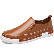Men's Fashion Loafers Casual/Party Microfiber Casual Slip on Shoes