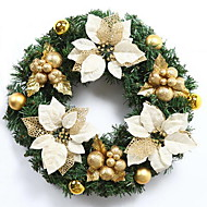 Christmas Wreath Christmas Decorations Hotel Arcade Ornaments (40cm)