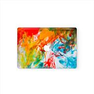 1 stk Ridsnings-Sikker Olie Maleri Transparent plastik Klistermærke Ultratynd Mat ForMacBook Pro 15'' with Retina MacBook Pro 15 ''