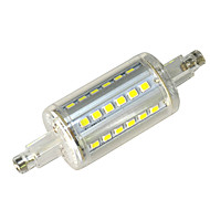 Jiawen R7S LED 78mm  5W LED Bulb 2835SMD 36LEDs  cool white AC85-260V