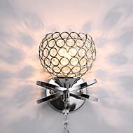 Modern Simplicity K9 Crystal Wall Lights Living Room Restaurant Bedroom Bedside Lamp Stairs Hallway light Fixture