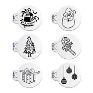 6 Bakken Milieuvriendelijk / nieuwe collectie / cake Decorating / Hoge kwaliteit Cake / Koekje Kunststof Bakvormen