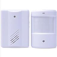 detector infravermelho do corpo campainha divisão é uma indução de boas-vindas campainha sensor infravermelho campainha sem fio
