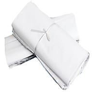 erikoistunut tuotanto valkoisen logistiikan kuriiri laukut ilmaista vesitiivis Tyynyt postipakettien