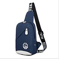 Heren Canvas Informeel Sling Shoulder Bags