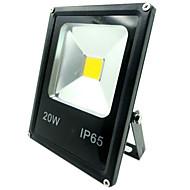 20ワット(ac85-265v)家庭用フラッドライト1500lm outdoorlight IP65防水暖かい/クールホワイト色の投光照明を率いて