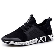 Men's Sneakers Spring / Summer / Fall / Winter Flats PU / Suede Office & Career / Athletic / Casual Flat Heel Lace-up