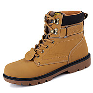 Men's Boots Fashion Boots / Work & Safety / Bootie Party & Evening / Casual Flat Heel Lace-up