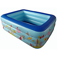 Water/Sand Inflatable Outdoor Toy / PVC / Plastic Blue For Kids All