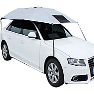 Car Sunshade SPF Semi Automatic Sewing Clothes Under Vehicle Shade In Summer