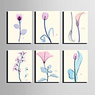 Botanisch Leinwand drucken Ein Panel Fertig zum Aufhängen,Vertikal