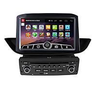 peugeot Android 308/3008 / 308S / 408/508/4008 schermo capacitivo del dvd di navigazione macchina veicolo intelligente