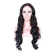 não transformados rendas frente perucas de cabelo humano brasileiro grau 7a rendas cabelo virgem onda do corpo perucas frontal com cabelo