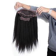 14-18 palců braizlian panna Remy lidský vlas Glueless / full krajky paruka výstřední rovný paruka