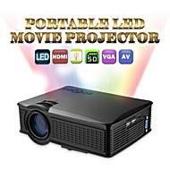 1500 Lumens Home Theater Cinema Movie Football Game Portable Mini LCD Led Projector Support 1080P HMDI VGA AV USB SD MHL