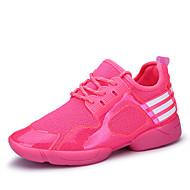 Dames Sneakers Lente Herfst Comfortabel Weefsel Casual Platte hak Veters