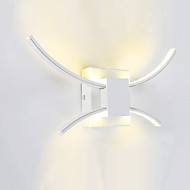 Vekselstrøm 85-265 15W Integreret LED Moderne/samtidig Maleri Funktion for LED,Atmosfærelys Væg Lamper Væglys