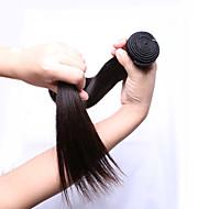 24Inch Staight Hair Remy Human Hair  Weaves Virgin Unprocessed Hair