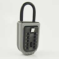 Contemporâneo Locks Keyless , Terminar for Pintura , Liga de Zinco