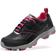 Women's Athletic Shoes Spring / Summer/Fall/Winter Comfort Nappa Leather Outdoor Blue/Pink Hiking/Trail Running