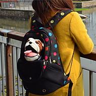 Γάτα Σκύλος Αντικείμενα μεταφοράς & Σακίδια ταξιδίου πλάτης Κατοικίδια Αντικείμενα μεταφοράς Φορητό Αναπνέει Μονόχρωμο ΠουάΜαύρο Πράσινο