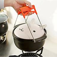 1 Creative מטבח גאדג'ט פלדת על חלד מלחציים