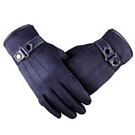 Leder Touchscreen Handschuhe Outdoor-Sport-Elektro-Motorrad-Lederimitat-Handschuhe