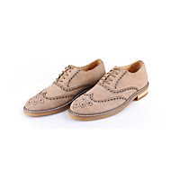 Men's Oxfords Spring / Summer / Fall / Winter Moccasin / Styles Suede Office & Career / Party & Evening / Casual Shoes