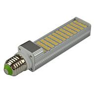 1PCS E14/E27/G23 60LED SMD5050  Warm White/White Decorative AC85-265V  LED Bi-pin Lights
