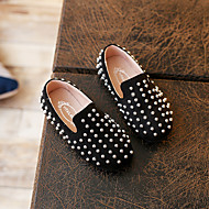 Girl's Flats Spring / Fall Flats Rubber Casual Flat Heel Others Black Others
