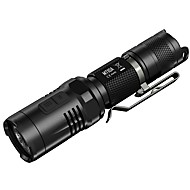 Nitecore® LED Flashlights/Torch LED 920 Lumens 5 Mode Cree XM-L2 U2 14500 / AAWaterproof / Impact Resistant / Easy Carrying / Compact