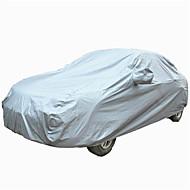 bil beklædningsgenstand syning aluminium sol regn plus bomuld beklædningsgenstand fortykket sidedør dæksel