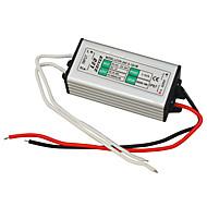 jiawen® 10waty 300mA vedla napájení vedl konstantní proud řidiče zdroj napájení (DC 12-24V výstup)