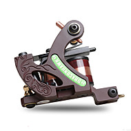Powerful Lining Tattoo Machine Tattoo Cast Iron Frame 8 Wraps Tattoo Liner Machine Tattoo Supplies